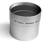 Adapter tube voor Canon 6.. serie